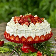 Fika, Marshmallow, Caramel, Cheesecake, Goodies, Food And Drink, Lemon, Vegetarian, Sweets