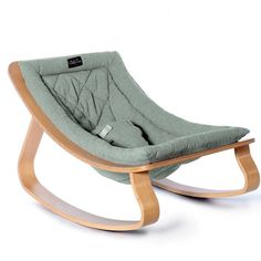 Currently only available for delivery in France and Europe This baby rocker has been designed and made in France by the French designer Charile Crane. The model is called Aruba Blue and is a must have baby rocker for little ones up to the age of 7 months. Designed with clean and flowing lines, the rocker will look stylish in any babies nursery or room in the home. Erick Demeyer and Steven Leprizé, the designers behind the rocker have been influenced notably by Scandinavian design of the…