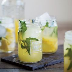 Pineapple-Sake Sangria with Jalapeño | This sake-based punch from chef Helene Henderson is refreshing and spicy thanks to an easy-to-make jalapeño syrup.