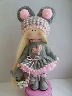 Hints that may assist you Increase Your being familiar with of fabric scraps Knitted Dolls, Crochet Dolls, Crochet Toys Patterns, Doll Patterns, Pretty Dolls, Cute Dolls, Beautiful Dolls, Diy Rag Dolls, Sewing Dolls