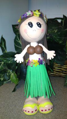 Small coconut Ana Sophia R