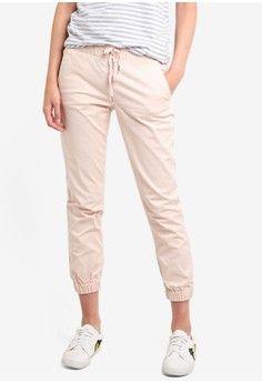 Wanita Pakaian Bawahan Celana Legging The Cuffed Chino
