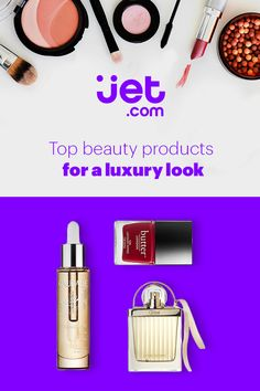 Whether it's for your morning routine or a night on the town, Jet's online beauty shop has everything you need to look and feel your best. With fast delivery, low prices and free shipping over $35, stocking up on your beauty essentials has never been easier.