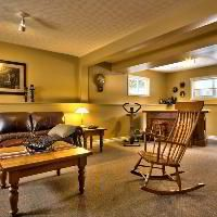 Pictureaque home with large backyard feels like country living in town! 3 bedroom sidesplit home has modern yet cozy decor. Open concept on main floor with patio access from kitchen. Deck overlooks spacious backyard. Ample room upstairs and down. Roof 2007. Driveway paved 2005. Deck 1994. Water pressure back up system installed in basement. EXCLUDED: bar in rec room, curtains in boys room, wooden shelves over windows and kitchen wall.
