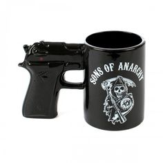 Sons of Anarchy Gun Mug