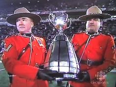 The Grey Cup. The oldest Pro Football Championships on planet earth. I've been to twenty of these and my gradad played in one back in the with Ottawa! Canadian Football League, American Football League, Go Rider, Canadian People, Canada Tourism, Saskatchewan Roughriders, Grey Cup, Association Football, Rough Riders