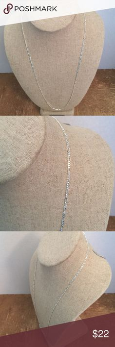 Necklace Sterling silver solid 925 new 🛍 Necklace Sterling silver solid 925 ❤️ Jewelry Necklaces