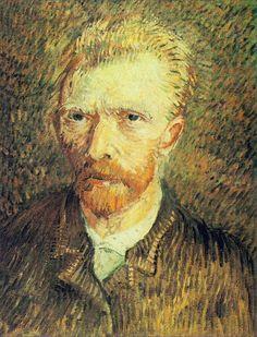 Vincent van Gogh · Autoritratto · 1887 · Bührle Foundation · Zürich