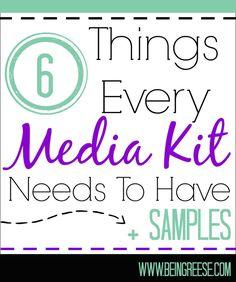 Business Tips, Business Planning, Business Cards, Media Kit, Online Entrepreneur, Blogging For Beginners, Social Media Tips, Blog Tips, How To Start A Blog