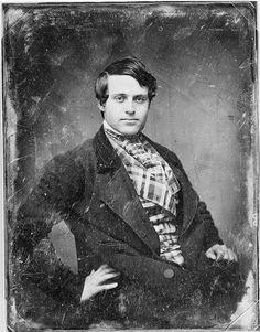Portrait of James Brown, ca. 1844-55   gdfalksen.com