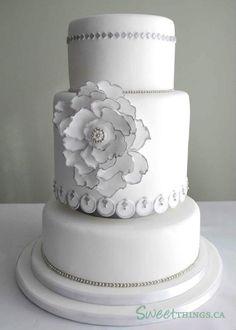 communion cake? Put a cross on the top!