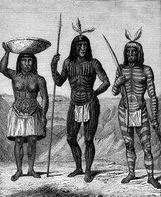 American Indian Tribes :: Mojave Indians