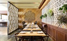 After a career working as the head chef ina series of LA-based eateries including Cyrus and Fig, Ray Garcia has ventured out on his own with debut restaurantBroken Spanish. Fellow Angelenos and interior studio Bells + Whistles worked closely with G...