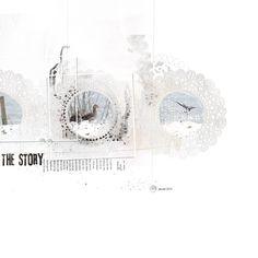 Design med hvid #grafiskundervisning