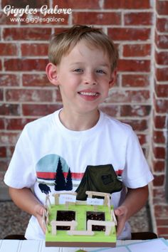 Summer Crafts with Kiwi Crate: Giggles Galore