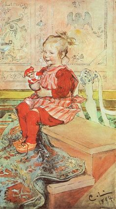 Lisbeth...by Carl Larsson