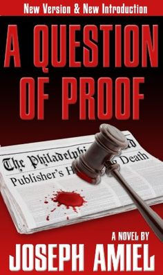 Free Kindle Book For A Limited Time : A QUESTION OF PROOF - From Joseph Amiel, best-selling author ofBirthright, Deeds,andStar Time,comes his most compelling work yet. AQuestion of Proofis aspell-binding and profoundly moving courtroom dramain which alawyer struggles to defend the woman he lovesagainst theaccusation that she murdered her husband.Tough and street-smart, a principled rebel against an establishment he has always scorned, Dan Lazar has risen from the working class to…