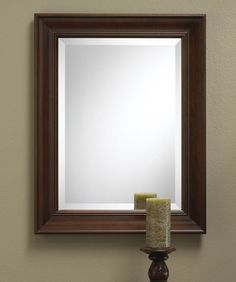 20 Best Solid Wood Framed Mirrors Images Wood Framed Mirror