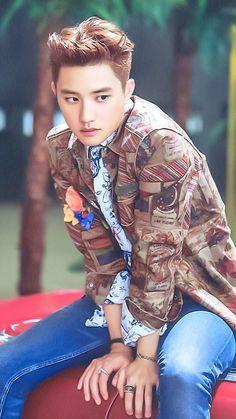 exo D.O. Chanbaek, Exo Ot12, Kaisoo, Kpop Exo, Exo Kokobop, Kyungsoo, Kris Wu, Park Chanyeol, K Pop