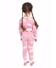 68c409a21a Classis Moose Pink Kid Flapjack Pink Kids