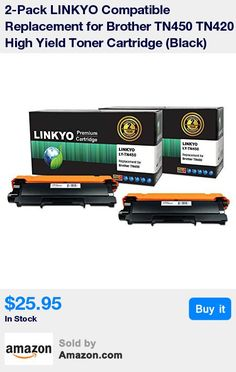 This is a LINKYO Alternative Replacement for OEM Product * Includes 2x High Yield Black Toner Cartridges * Estimated print yield of 2,600 pages* per cartridge *Based on ISO 19752 * Suitable for use in Brother HL 2130, 2132, 2220, 2230, 2240, 2240D, 2242D, 2250DN, 2270DW, 2275DW, 2280DW; Intellifax 2840, 2940; DCP 7060D, 7065DN; MFC 7240, 7360N, 7365DN, 7460DN, 7860DW * 2 Years 100% Quality Guarantee ensures that you will get quality printouts with our compatible or remanufactured cartridges