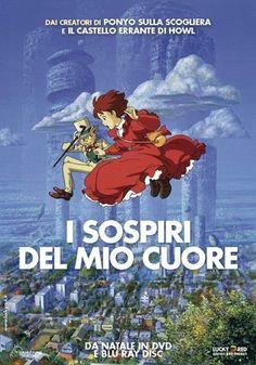 I sospiri del mio cuore | Studio Ghibli