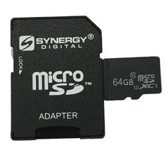 Veho Muvi-X Quadcopter Drone Memory Card 2 x 64GB microSDXC Class 10 Extreme Memory Card with SD Adapter 2 Pack