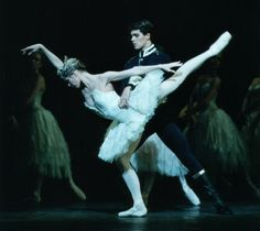 Darcy Bussell - Roberto Bolle