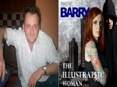 The Illustrated Woman by Mark Barry
