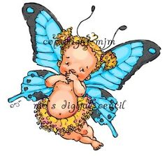 Mos Digital Pencil - Baby Fairy Butterfly 2, $3.00 (http://www.mosdigitalpencil.com/baby-fairy-butterfly-2/)