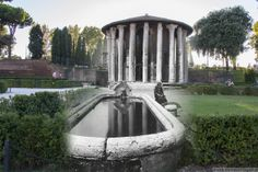 La vecchina al fontanile di piazza della Bocca della Verità http://www.romaierioggi.it/la-vecchina-al-fontanile-di-piazza-della-bocca-della-verita/