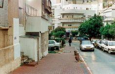 Jean-Marc Bustamante S.i.M (Something is Missing) (suburban street)1997