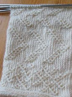 Two-end knitting?