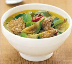 The secret to Thai curry?  FISH SAUCE!  7 Asian Condiments That Make Everything Taste Delicious