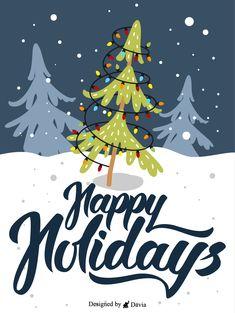 Greeting Card Seasons Greetings General Xmas Santa's Elves