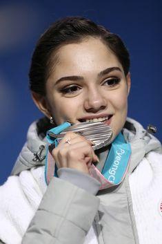 Evgenia Medvedeva (Olympic Athletes from Russia) 2018 Pyeongchang