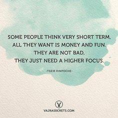Wisdom quotes from H. E. Tsem Tulku Rinpoche ~  http://www.tsemrinpoche.com