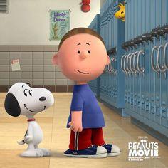 So Im a #Peanuts character.