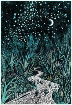 (via Maxime Sabourin   Art and Illustration   Pinterest)