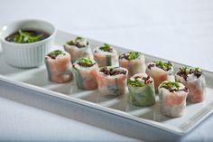 Tiger Shrimp Summer Rolls Recipe | Food Republic