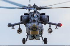 Aviones Caza y de Ataque:     Mil Mi-28 Havoc   Tipo  Helicóptero de ataque Fabricante  Unión Soviética - Rusia - Mil Primer vuelo  Prototipo: noviembre de 1982 Mi-28A: enero de 1988 Introducido 1996 Estado En servicio Usuarios principales   Fuerza Aérea Rusa   Fuerza Aérea de Kenia