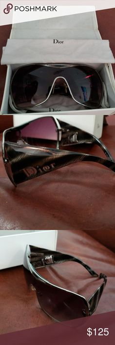883bbe796a0 🎅Holiday Sale🎅 Dior Aviator Sunglasses Bought from another posher but now  wear prescription sunglasses