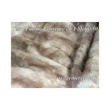 """Résultat de recherche d'images pour """"tissu fourrure au mètre"""""""