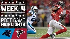 VIDEO:    Panthers vs. Falcons  -   October 2, 2016:  48 - 33, Falcons:   -     Panthers vs. Falcons | NFL Week 4 Game Highlights