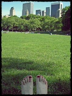 Central Park. Summer 2010.