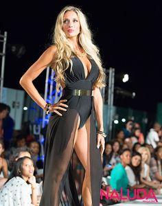 Gorgeous model at LA Swimweek @ The London Hotel in West Hollywood. #Swimweek #Fashion #Models #SwimweekLA #LASwimWeek #Naluda #Photography #designers #bikini #MUA #stylist :: Photo: NaludaMagazine :: Photos at http://www.naludamagazine.com