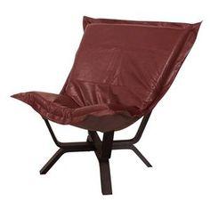 Howard Elliott Avanti Apple Milan Puff Chair