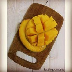 Fresh Mango = Dessert Perfection!!! ☀☀