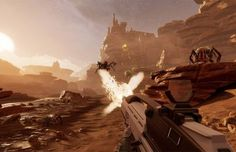 Free Farpoint DLC to Add 1v1 Multiplayer Combat Expand Weapon Selection