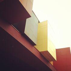 Quai Branly - #photography #abstract #minimalism #architecture #paris